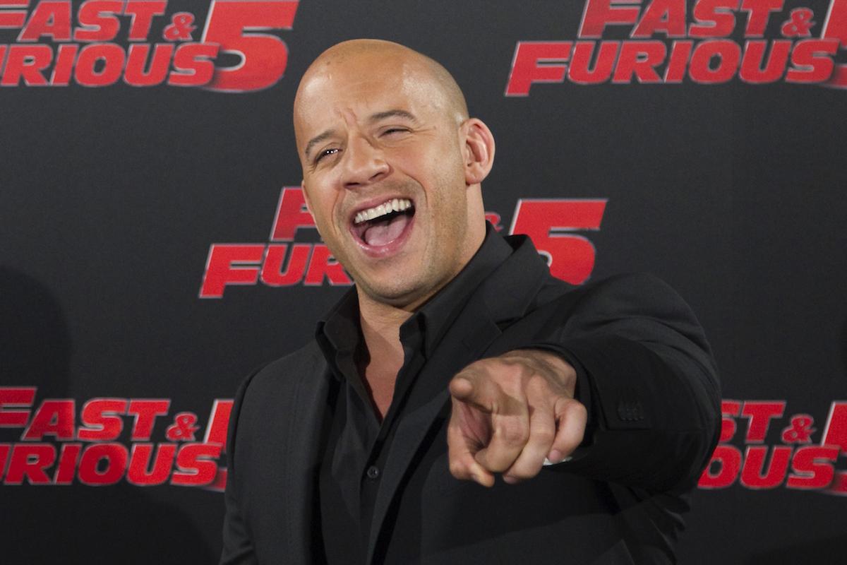 Vin Diesel is Magic