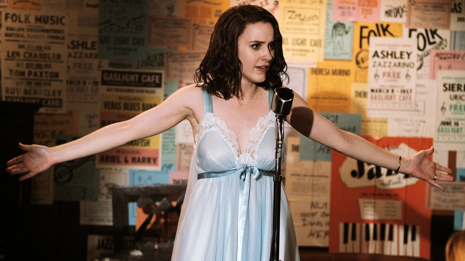 Television Review: THE MARVELOUS MRS. MAISEL