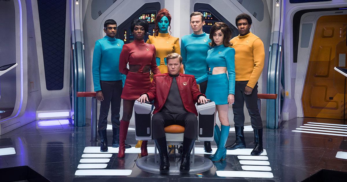 The (involuntary) crew of the Callister