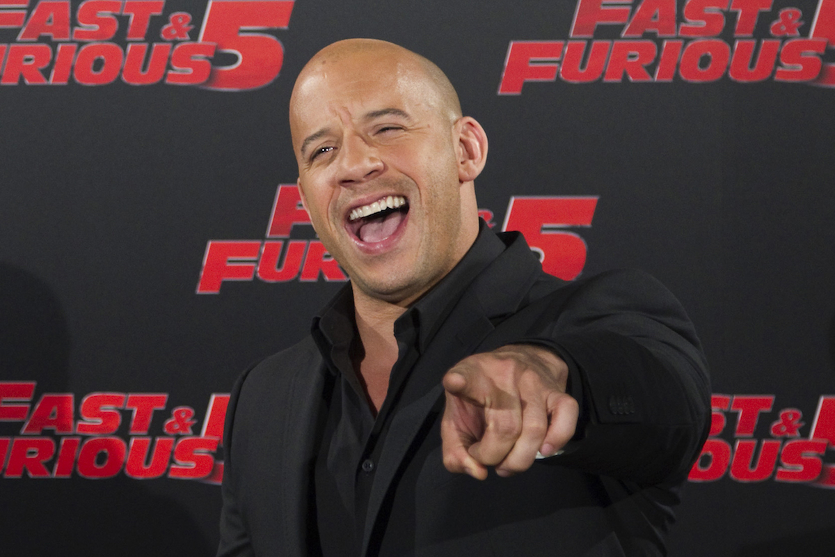 Vin Diesel is Magic