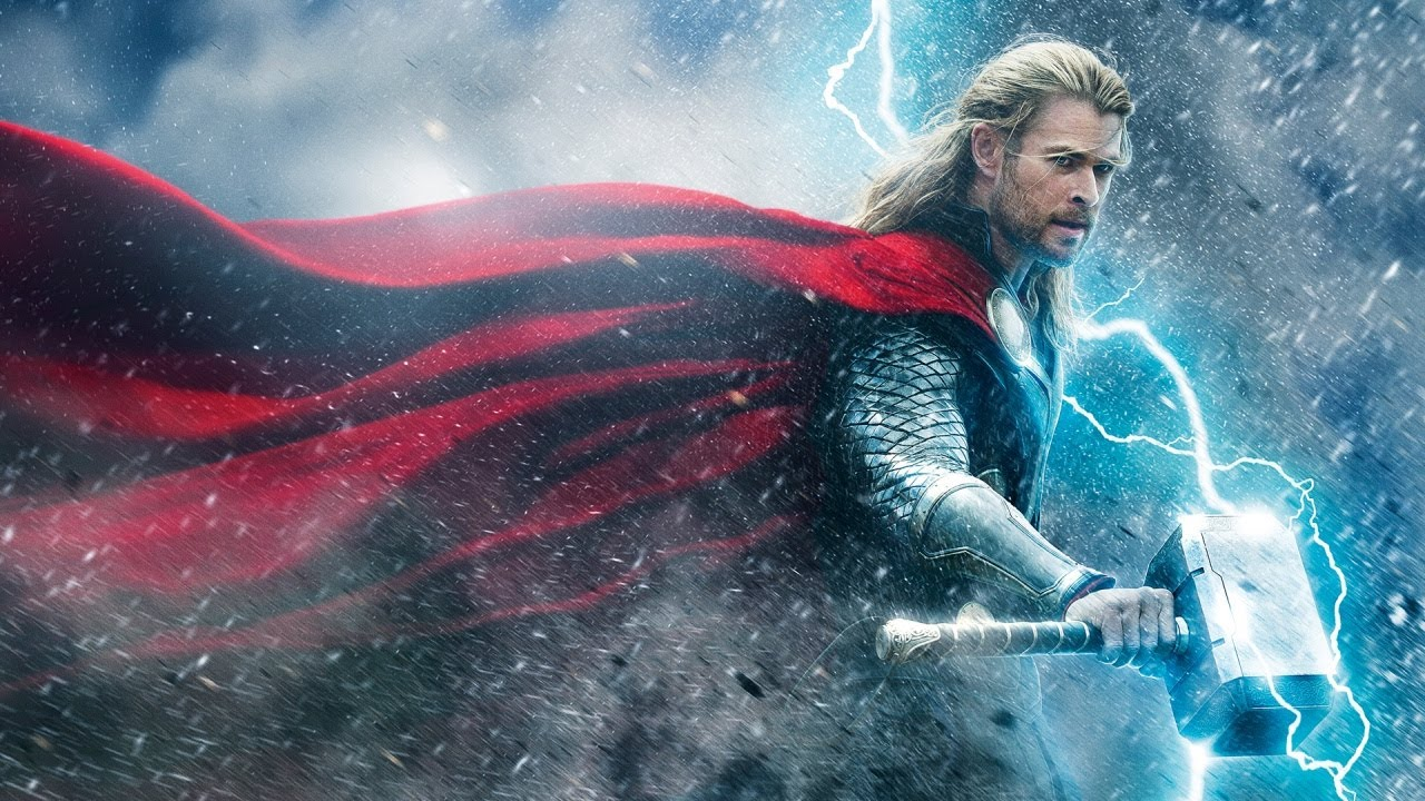 There Was an Idea    THOR: THE DARK WORLD