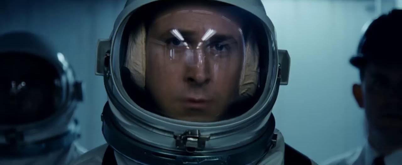 Ryan Gosling as FIRST MAN
