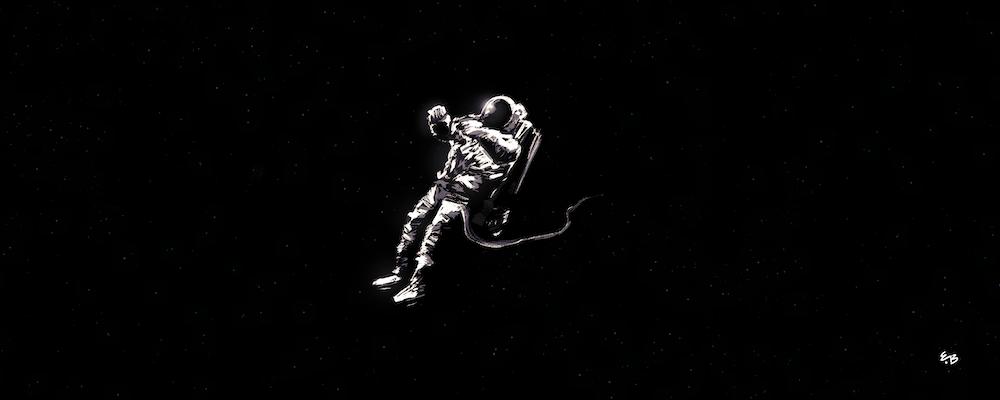 isolation nation astronaut